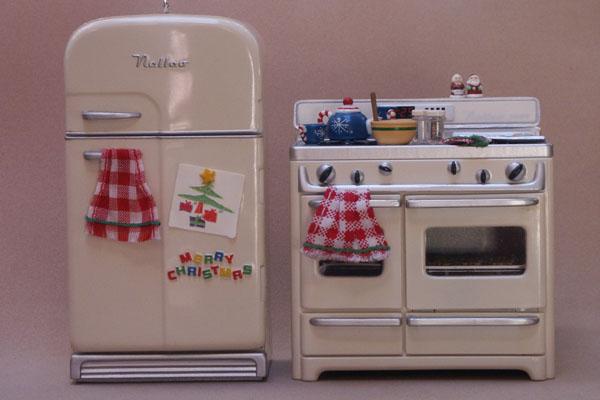 Retro Kitchen Stoves Timbrny