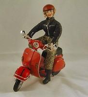 Biker Babe Lucille