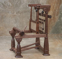 Miniature  Loom  1:12
