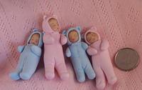 Newborn Quad Babies 1:12