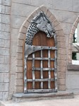 Dragon  Iron Gate  Door