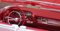 Cadillac Dashboard