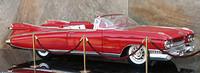 Cadillac Eldorado 1:12 Side view
