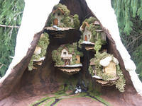 Fairy Houses Test Fit