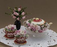 Tea Set Cakes